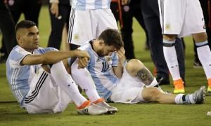 Messi Copa América 2016