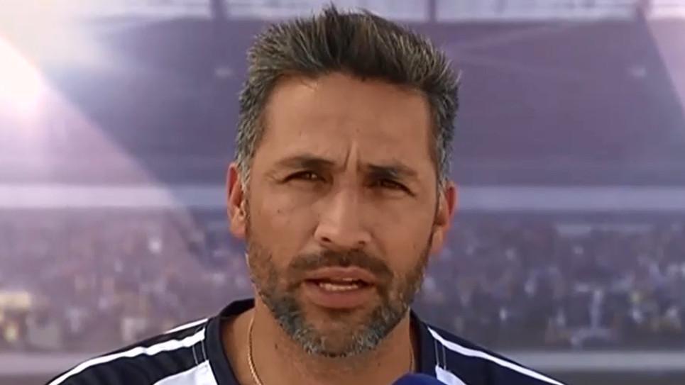 Mabeto Mario Alberto Yepes Deportivo Cali