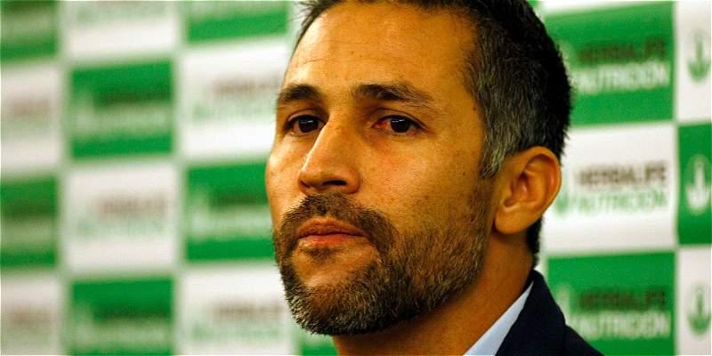 Mario Yepes Deportivo Cali