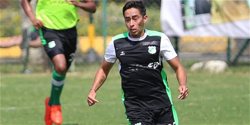 Fabian Sambueza Deportivo Cali