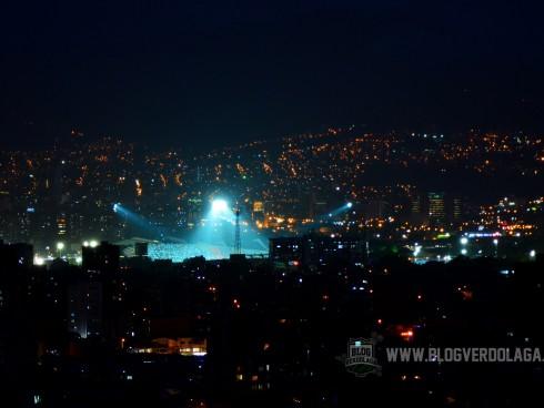 Noches de Copa Libertadores (Foto: Blog Verdolaga)