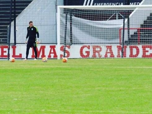Armani. (Foto: Atlético Nacional)