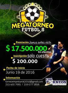 MEGATORNEO2016
